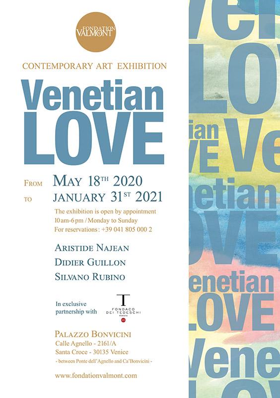 Venetian Love - Fondation Valmont